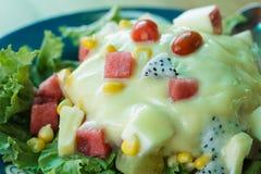 Fruit salad. Royalty Free Stock Photos