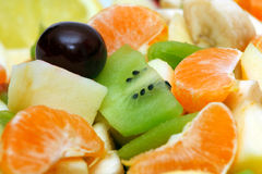 Fruit salad Royalty Free Stock Images