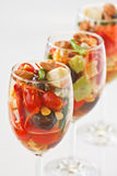 Fruit Salad (Thai Style) Stock Photo