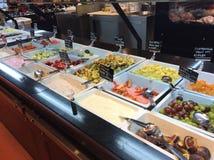 Fruit Salads Bar Stock Images