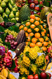 Fruit sale - Barcelona Stock Photos