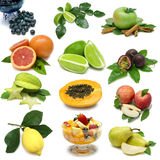 Fruit Sampler Stock Images