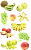 Fruit Sampler Royalty Free Stock Photos