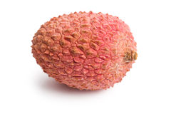 Fruit savoureux de litchi Photo stock