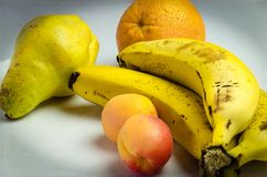 Fruit savoureux et sain frais d'été image libre de droits