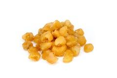 Fruit sec de longan Images stock