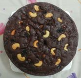 Fruit sec Plum Cake photos libres de droits