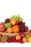 Fruit Selection Royalty Free Stock Photos