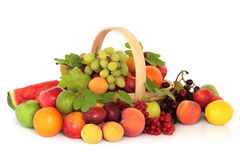 Fruit Selection Stock Photos