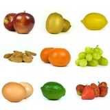 Fruit Selections Royalty Free Stock Images
