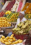 Fruit Seller Royalty Free Stock Images