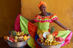 Free Fruit Seller Royalty Free Stock Photos - 51832838