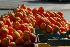 Fruit seller. Royalty Free Stock Photo