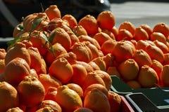 Fruit seller. Stock Photos