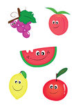 Fruit series 2 Royalty Free Stock Images