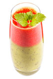 Fruit shake Royalty Free Stock Photography