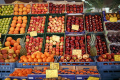 Fruit shop Stock Image