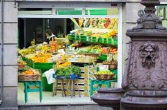 Fruit shop Royalty Free Stock Photos