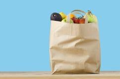 Fruit Shopping Bag Stock Photography