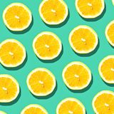 Fruit slices Stock Photography