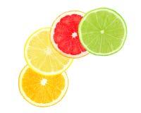 Fruit slices Royalty Free Stock Photo