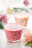 Fruit smoothies Royalty Free Stock Images