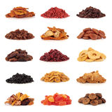 Fruit Snack Mixture Royalty Free Stock Photography