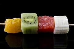 Fruit snacks Stock Photography
