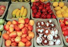 Fruit Soap Stock Photography