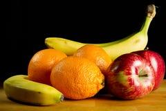 Fruit. Some fresh fruit on a teble Stock Image