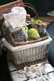 Fruit spa Royalty Free Stock Photos