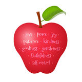 Fruit of the Spirit Royalty Free Stock Photography