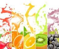 Free Fruit Splash Royalty Free Stock Image - 59666666