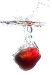 Fruit splash royalty free stock photo