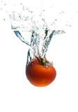 Fruit splash Royalty Free Stock Photography