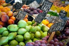 Fruit stall royalty free stock image