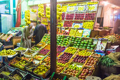 The fruit stall Stock Photos