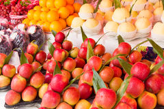 Fruit stall Stock Photography