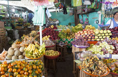 Fruit stall Stock Image