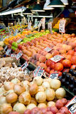 Fruit stand Stock Photos