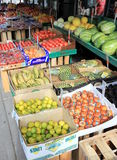 Fruit Stand Stock Image