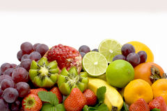 Fruit still-life Stock Images