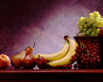 Fruit still life Stock Photography