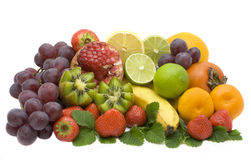 Fruit still-life Stock Photos