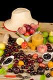 Fruit still life royalty free stock image