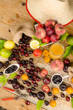 Fruit still life Royalty Free Stock Image
