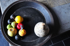 Fruit still-life Stock Images