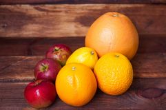 Fruit still life royalty free stock photography