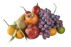 fruit stilleven royalty-vrije stock foto's