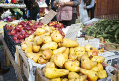 Fruit in street market Stock Image